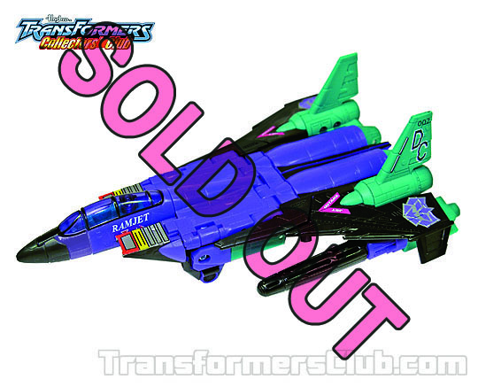 G2 RAMJET (vehicle mode)