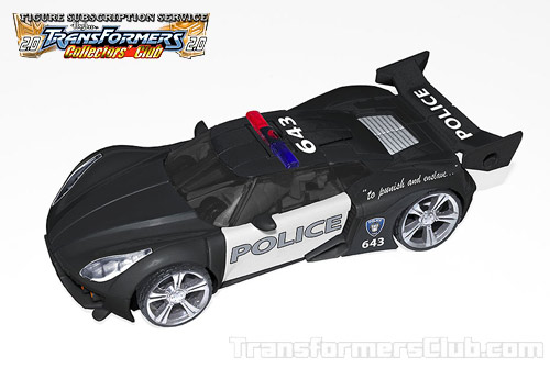 Barricade (Alt mode)