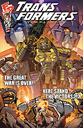 Transformers Timelines Issue 9!
