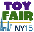 Hasbro 2015 Toy Fair!